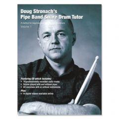 Stronach - Pipe Band Snare Drum Tutor